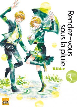 couverture, jaquette Rendez-vous sous la pluie 3  (Taifu Comics)
