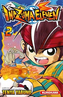 Inazuma Eleven T.2