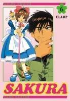 couverture, jaquette Card Captor Sakura - Anime Comics 6  (Pika) Anime comics