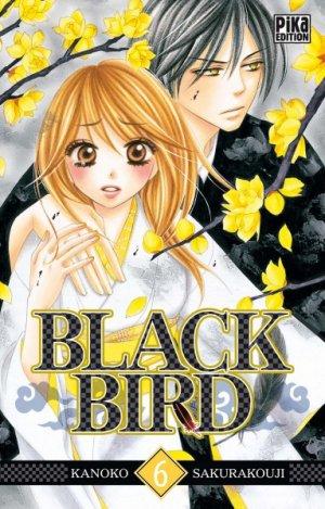 couverture, jaquette Black Bird 6  (Pika)