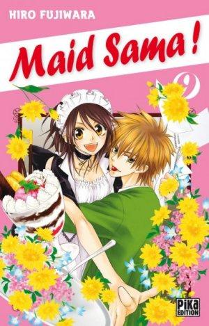 Maid Sama 9