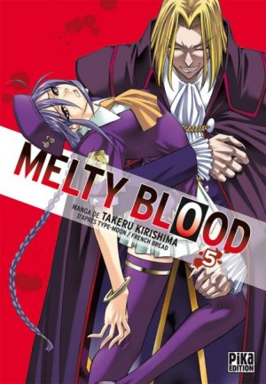 Melty Blood #5