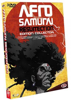 Afro Samurai Resurrection édition Collector