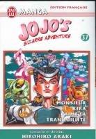 Jojo's Bizarre Adventure #37