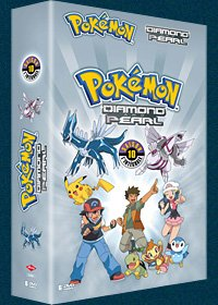 Pokemon - Saison 10 : Diamond and Pearl édition Intégrale