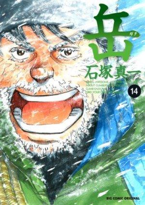 couverture, jaquette Vertical 14  (Shogakukan)