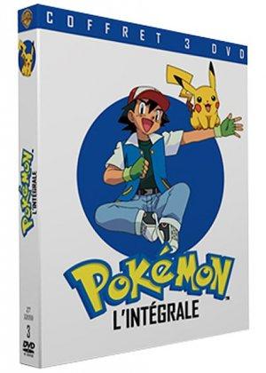 couverture, jaquette Pokemon l'intégrale   (Warner Home Vidéo) Film