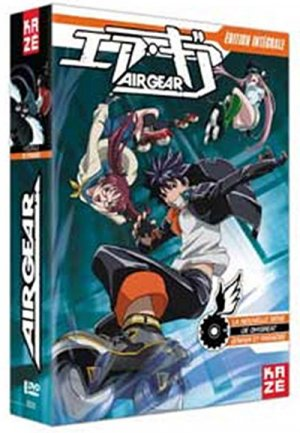 Air Gear édition Intégrale DVD