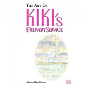 The Art of Kiki's Delivery Service édition Américaine