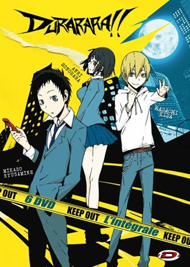 Durarara !! édition simple