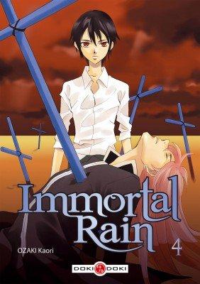 couverture, jaquette Immortal Rain 4  (Doki-Doki) Manga