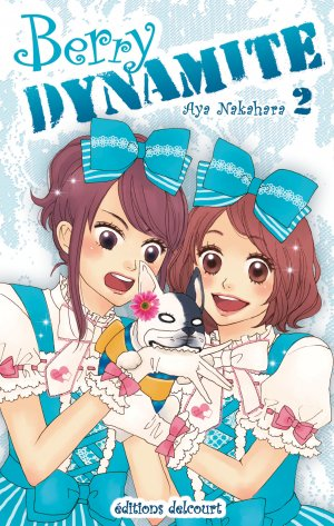 couverture, jaquette Berry Dynamite 2  (Delcourt Manga)