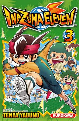 Inazuma Eleven T.3