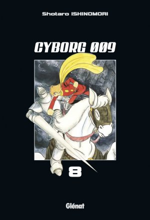 Cyborg 009 T.8