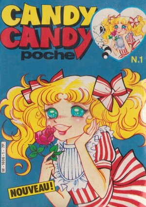 Candy Candy édition Poche