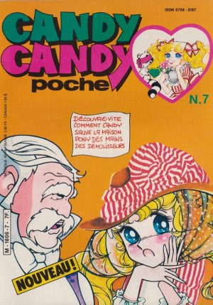 Candy Candy 7
