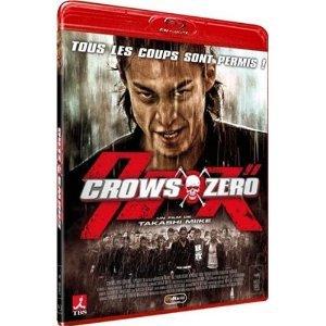 Crows Zero édition Blu-ray