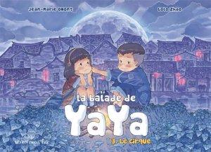 La Balade de Yaya T.3