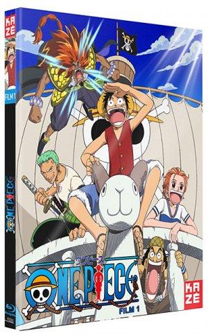 One Piece - Film 01 édition Blu-ray