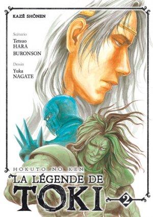couverture, jaquette Hokuto no Ken - La Légende de Toki 2  (kazé manga) Manga