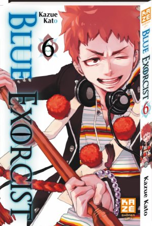 Blue Exorcist #6