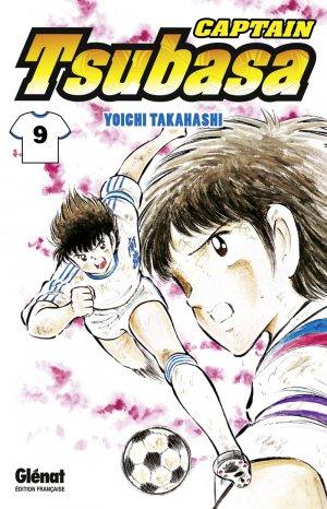 couverture, jaquette Captain Tsubasa 9 Réédition Française (Glénat Manga)
