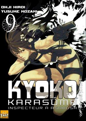 Kyoko Karasuma, Inspecteur à Asakusa T.9