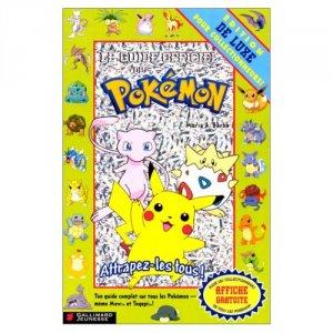 Le Guide Officiel des Pokémon édition Edition De Luxe
