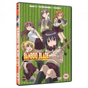 Bamboo Blade Série TV animée
