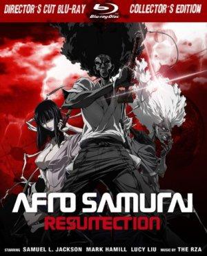 Afro Samurai Resurrection édition Blu-Ray Collector's Edition