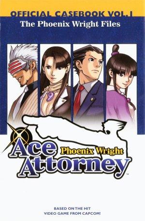 Phoenix Wright Ace Attorney : Official Casebook édition Américaine