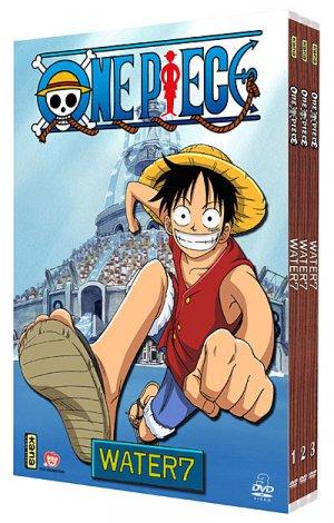 One Piece édition DVD - Saison 5 - Water Seven