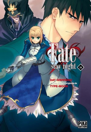 Fate Stay Night T.10