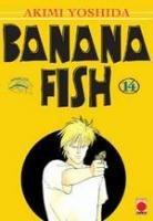 couverture, jaquette Banana Fish 14  (Panini manga)