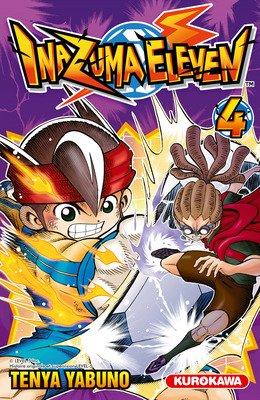 Inazuma Eleven T.4