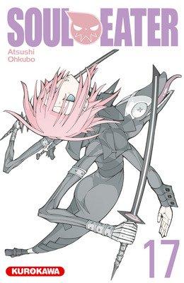 couverture, jaquette Soul Eater 17  (Kurokawa) Manga