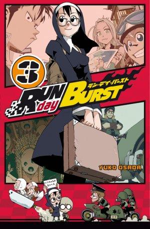 Run Day Burst T.3