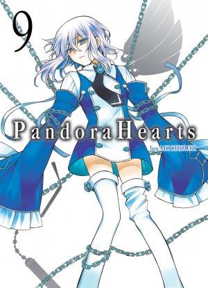 Pandora Hearts T.9