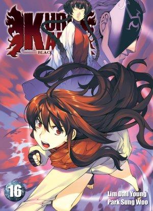 couverture, jaquette Kurokami - Black God 16  (Ki-oon)