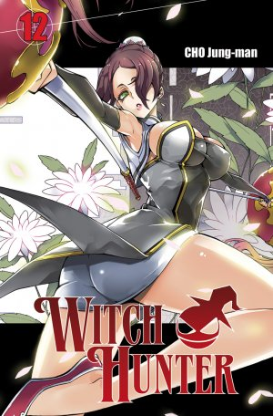 couverture, jaquette Witch Hunter 12  (Ki-oon)