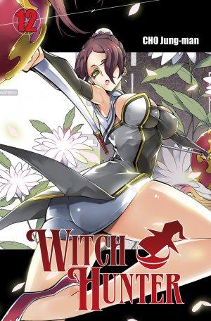 Witch Hunter # 12