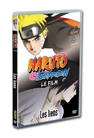 Naruto Shippûden film 2 - Les Liens édition DVD