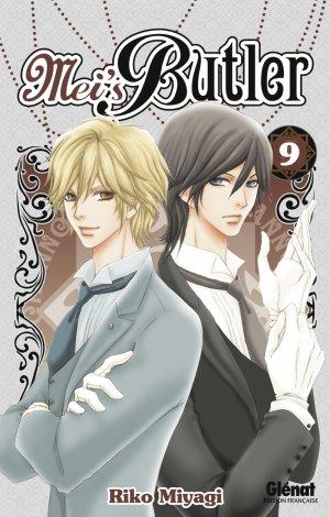 couverture, jaquette Mei's Butler 9  (Glénat Manga)