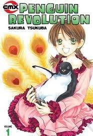 Penguin Revolution édition Américaine