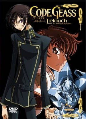 Code Geass - Lelouch of the Rebellion édition Anglaise