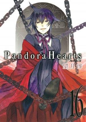 couverture, jaquette Pandora Hearts 16  (Square enix)