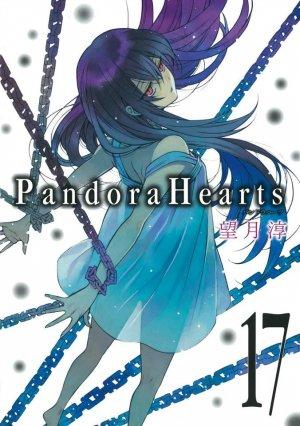 couverture, jaquette Pandora Hearts 17  (Square enix)