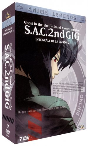 Ghost in the Shell : Stand Alone Complex - Saison 2