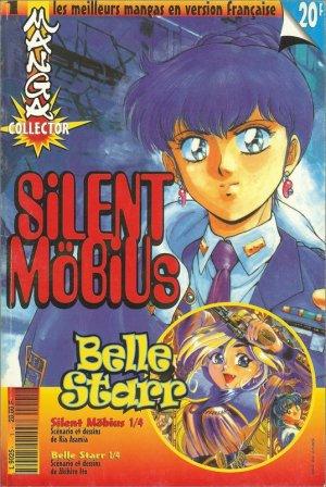 Silent Möbius édition Collector