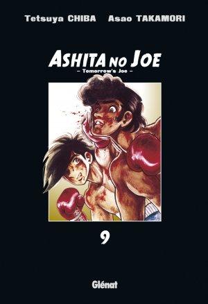 couverture, jaquette Ashita no Joe 9  (Glénat Manga)